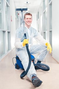 Office Floor Cleaner