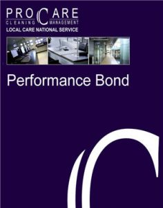 Procare Performance Bond Image 300