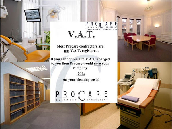 Procare VAT Advantage